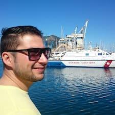 Gebruikersprofiel Denislav
