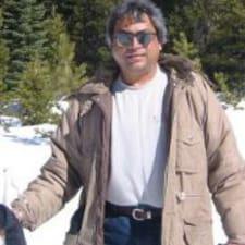 Ramakrishnan felhasználói profilja