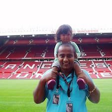 Manjula Susantha Kumara je domaćin.