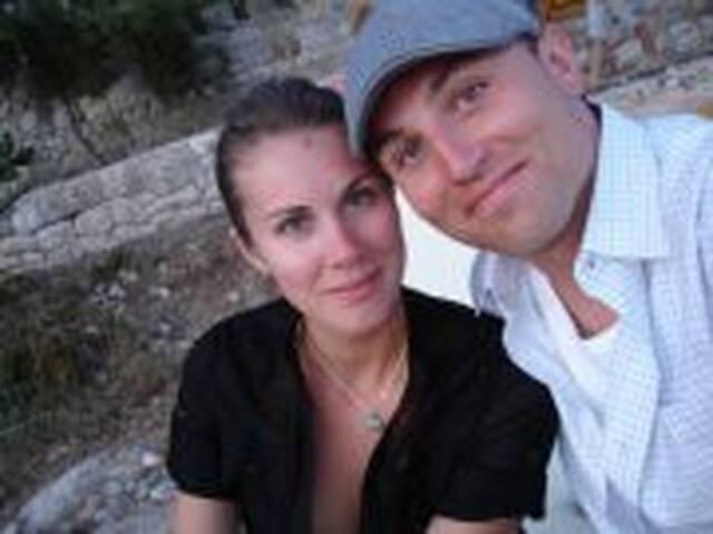 Gwyntie & Nicholas