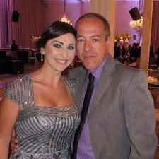 Profil utilisateur de Vânia & Marcelo