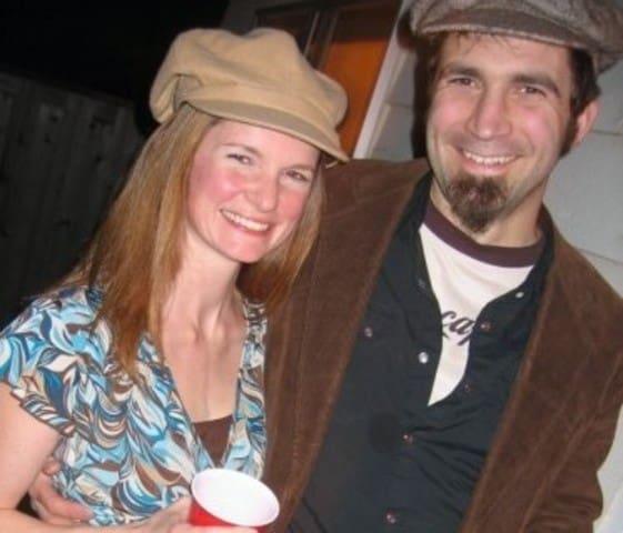 Anna and Brian