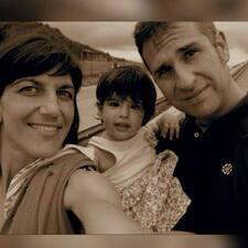 Rubén, Vanessa And Little Paula User Profile