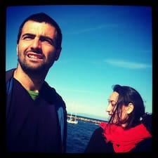 Maria & Carles Kullanıcı Profili