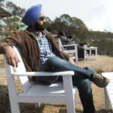AjayPal Singh的用户个人资料