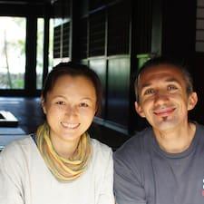 โพรไฟล์ผู้ใช้ Maiko&Patrick