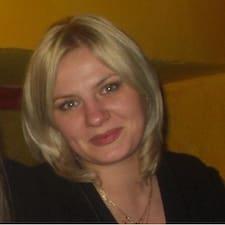 Darja User Profile