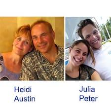 Perfil de usuario de Austin And Heidi