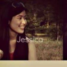 Perfil do utilizador de Jessica