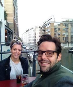 Lulu and Jamie