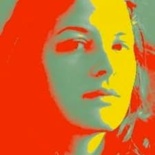 Rebekka felhasználói profilja