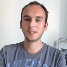 Profil utilisateur de Pierre-Alexis