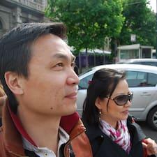 Alain, Hélène Et Jean David. User Profile