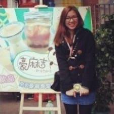 Perfil de usuario de Xing (Erica)