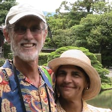 Roshani And John User Profile