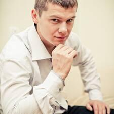 Gebruikersprofiel Сергій