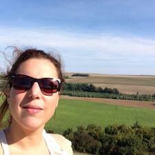 Profil utilisateur de Marie-Alena