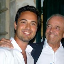 Antonio & Mauro is the host.