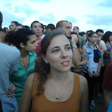 Liora felhasználói profilja
