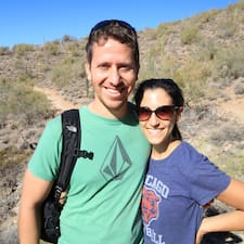 Profilo utente di Andrew & Sarah