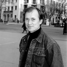 Fyodor User Profile