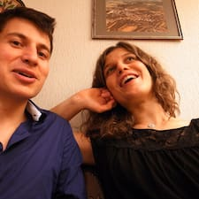 Profil utilisateur de Adrian & Annette