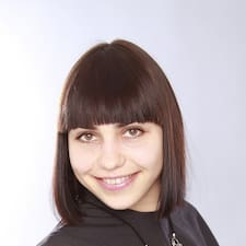 Profil utilisateur de Nadiia