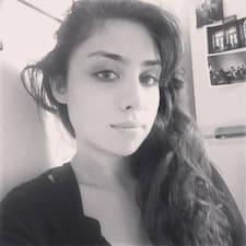 Saghi - Uživatelský profil