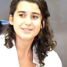 Profil utilisateur de Clara