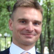 Profil korisnika Maksym