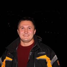 Evghenii User Profile