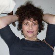 Henkilön Silvia  Diana käyttäjäprofiili