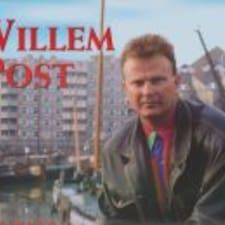Perfil do utilizador de Willem