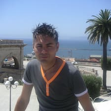 Zoubir felhasználói profilja