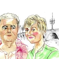 Profil utilisateur de Susan & Michel