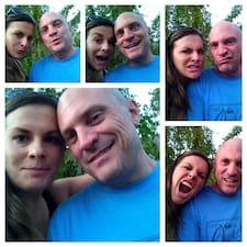 Profil utilisateur de Stephen & Megan