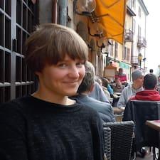 Henkilön Sisko käyttäjäprofiili