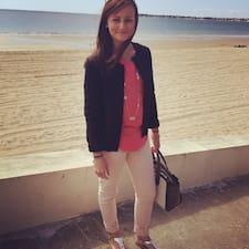 Profil utilisateur de Cécilia