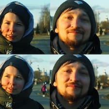 Profil Pengguna Ivan And Ekaterina