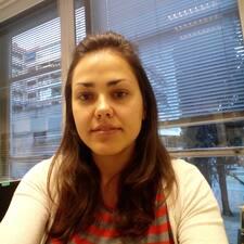 Alicia的用戶個人資料