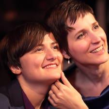 Gebruikersprofiel Olga & Nadja
