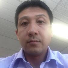 Profil utilisateur de Yiding