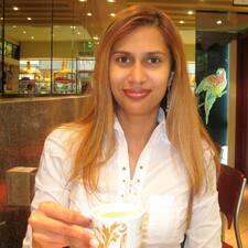 Nutzerprofil von Nandini