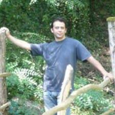 Pietro felhasználói profilja