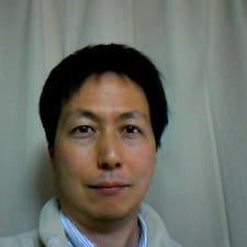 Användarprofil för Takahiro