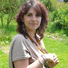 Profil utilisateur de Marjorie