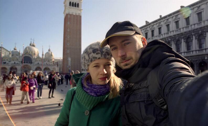 Lucie & David