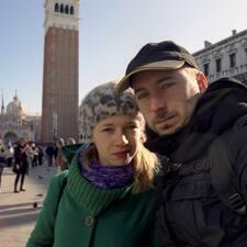 Henkilön Lucie & David käyttäjäprofiili