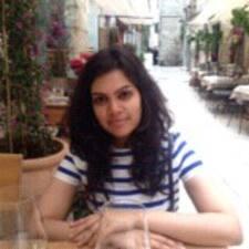 Mrija User Profile