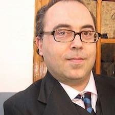 Francesc felhasználói profilja